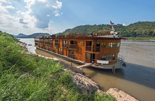 Mekong Pearl Cruise 11 days
