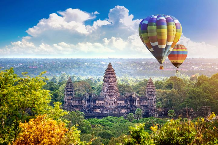 30 Days Authentic Vietnam Cambodia Tour
