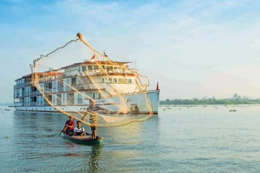 Uk Newspaper Talks Up Vietnam-Cambodia Cruise